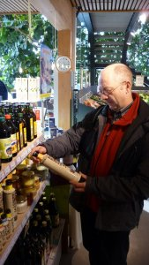 Der Bioladen des Biohofs Achleitner bietet eine große Auswahl an biologisch, vorzugsweise regional hergestellten Lebensmitteln.