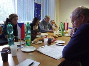 Projektsitzung in Brno (3)