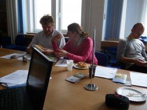 Projektsitzung in Brno (1)
