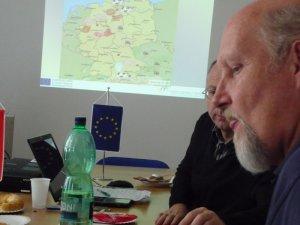 Projektsitzung in Brno (2)