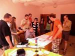 Besprechung der Deliverables und des Projektstandes