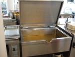 Fritteuse in der Schulküche in Klosterneuburg